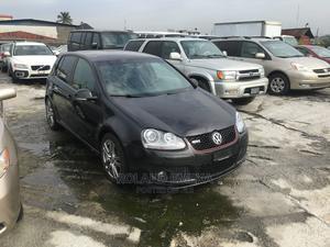 Volkswagen Golf GTI 2008 Black | Cars for sale in Rivers State, Obio-Akpor