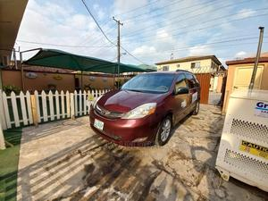 Toyota Sienna 2006 Red | Cars for sale in Lagos State, Isolo