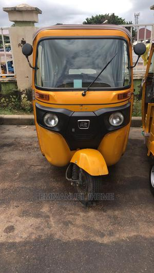 New Bajaj 2020 Yellow   Motorcycles & Scooters for sale in Abuja (FCT) State, Kubwa