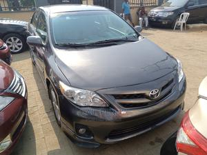 Toyota Corolla 2013 Gray   Cars for sale in Lagos State, Isolo