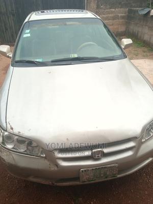 Honda Accord 2002 Gold   Cars for sale in Ogun State, Abeokuta South