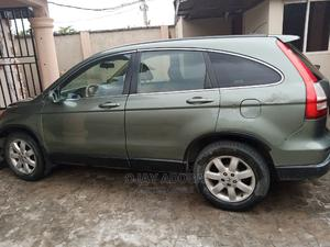 Honda CR-V 2007 EX-L 4WD Automatic Green | Cars for sale in Lagos State, Ajah
