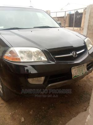 Acura MDX 2003 3.5L 4x4 Black   Cars for sale in Oyo State, Ibadan