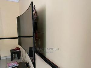 65''inch Smart Samsung Curve TV   TV & DVD Equipment for sale in Lagos State, Maryland