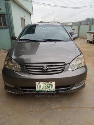 Toyota Corolla 2003 Gray | Cars for sale in Ogun State, Obafemi-Owode