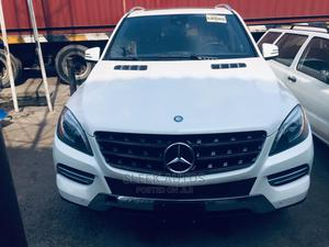 Mercedes-Benz M Class 2014 White   Cars for sale in Lagos State, Amuwo-Odofin
