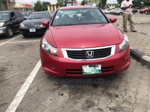 Honda Accord 2010 Sedan EX Red   Cars for sale in Lagos State, Ikeja