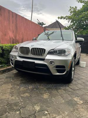 BMW X5 2013 White | Cars for sale in Lagos State, Ajah