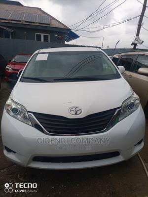 Toyota Sienna 2012 LE 7 Passenger White | Cars for sale in Lagos State, Lagos Island (Eko)