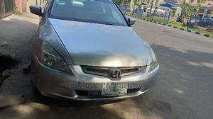 Honda Accord 2007 2.4 Exec Automatic Silver | Cars for sale in Lagos State, Ikeja