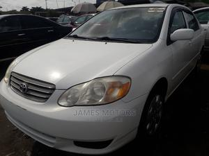 Toyota Corolla 2004 White | Cars for sale in Lagos State, Apapa