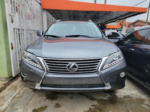 Lexus RX 2013 Gray   Cars for sale in Lagos State, Ogba