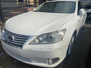 Lexus ES 2010 350 White | Cars for sale in Lagos State, Apapa