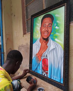 Painting Portrait | Arts & Crafts for sale in Lagos State, Lekki