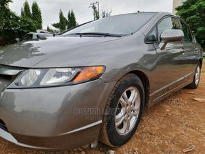 Honda Civic 2006 Sedan LX Automatic Gray   Cars for sale in Abuja (FCT) State, Central Business Dis