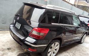 Mercedes-Benz GLK-Class 2011 350 4MATIC Black   Cars for sale in Lagos State, Ikeja