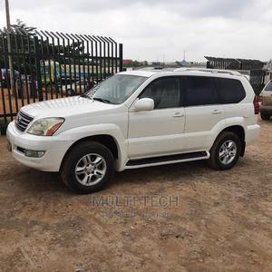 Lexus GX 2005 470 Sport Utility White | Cars for sale in Lagos State, Oshodi