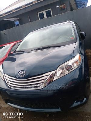 Toyota Sienna 2012 Limited 7 Passenger Blue | Cars for sale in Lagos State, Lagos Island (Eko)