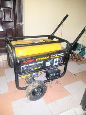 Firman 2.5kva Generator | Home Appliances for sale in Rivers State, Port-Harcourt