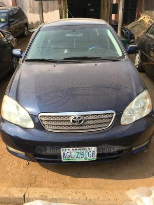 Toyota Corolla 2003 Blue | Cars for sale in Lagos State, Ipaja