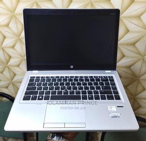 Laptop HP EliteBook Folio 9470M 8GB Intel Core I5 HDD 500GB | Laptops & Computers for sale in Lagos State, Ikeja