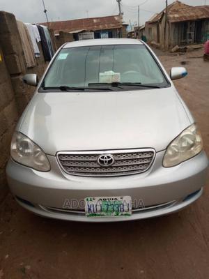 Toyota Corolla 2006 LE Silver   Cars for sale in Abuja (FCT) State, Mararaba