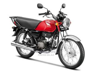 New Hero Hunter 100 2020 Red   Motorcycles & Scooters for sale in Abuja (FCT) State, Kubwa