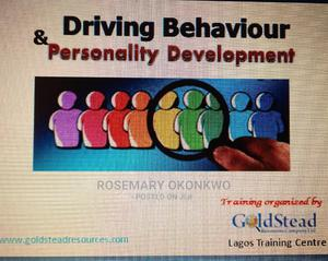 Driving Behavior And Personality Development Training   Classes & Courses for sale in Lagos State, Alimosho