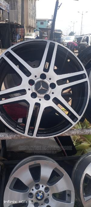 18rim Mercedes Benz C350 | Vehicle Parts & Accessories for sale in Lagos State, Ajah
