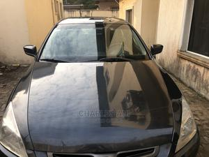 Honda Accord 2005 Automatic Gray   Cars for sale in Lagos State, Isolo