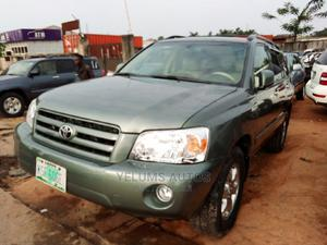 Toyota Camry 2005 Green | Cars for sale in Lagos State, Amuwo-Odofin