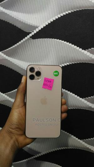 Apple iPhone 11 Pro Max 64 GB Gold | Mobile Phones for sale in Lagos State, Ikeja