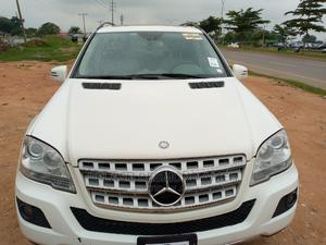 Mercedes-Benz M Class 2011 ML 350 4x2 White   Cars for sale in Abuja (FCT) State, Lokogoma