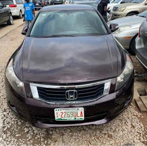 Honda Accord 2008 2.4 EX Brown   Cars for sale in Lagos State, Ogba