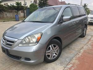 Honda Odyssey 2007 2.4 4WD Gray | Cars for sale in Lagos State, Ikeja