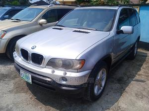 BMW X5 2001 Silver | Cars for sale in Rivers State, Port-Harcourt