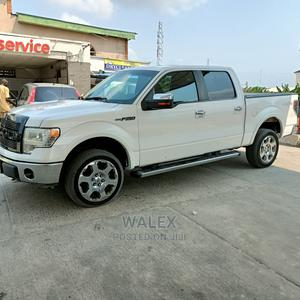 Ford F-150 2010 Lariat White   Cars for sale in Lagos State, Ajah