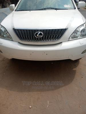 Lexus RX 2005 300 XE Automatic White   Cars for sale in Lagos State, Magodo