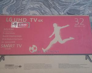 LG Smart Tv 32inch | TV & DVD Equipment for sale in Lagos State, Isolo