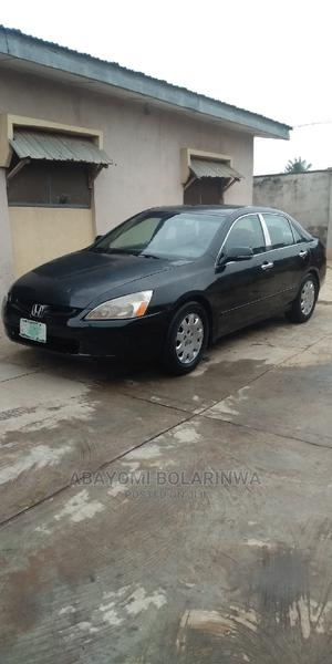 Honda Accord 2006 Coupe LX Automatic Black   Cars for sale in Oyo State, Oyo
