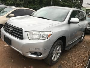 Toyota Highlander 2009 Silver   Cars for sale in Abuja (FCT) State, Jahi