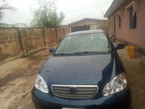 Toyota Corolla 2006 Blue   Cars for sale in Oyo State, Ibadan