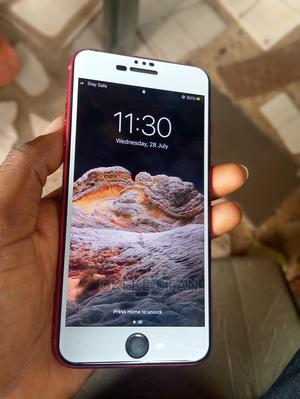 Apple iPhone 7 Plus 32 GB Red   Mobile Phones for sale in Enugu State, Enugu