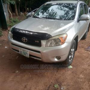Toyota RAV4 2007 Limited V6 Silver   Cars for sale in Abuja (FCT) State, Galadimawa