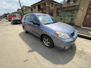 Toyota Matrix 2008 Blue | Cars for sale in Lagos State, Surulere