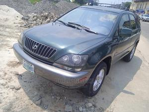 Lexus RX 2000 Green | Cars for sale in Rivers State, Port-Harcourt