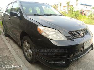 Toyota Matrix 2003 Black | Cars for sale in Lagos State, Amuwo-Odofin