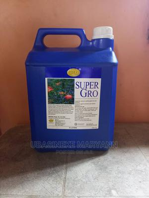 SUPER GRO Organic Liquid Fertilizer | Feeds, Supplements & Seeds for sale in Abuja (FCT) State, Wuse 2