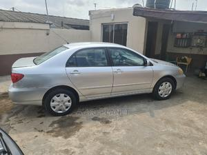 Toyota Corolla 2007 LE Silver | Cars for sale in Lagos State, Surulere