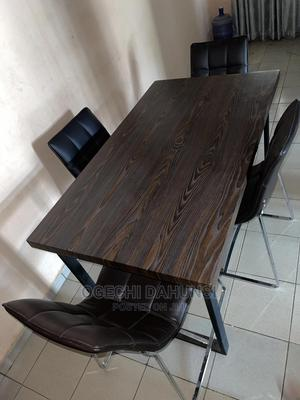 Foreign Alibert Edge Dinning Table (ONLY) | Furniture for sale in Abuja (FCT) State, Gwarinpa